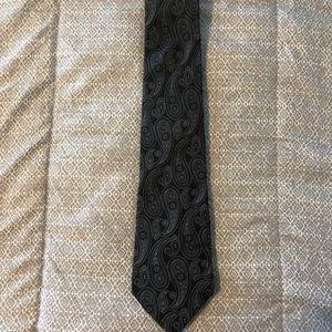 Murano extra long tie
